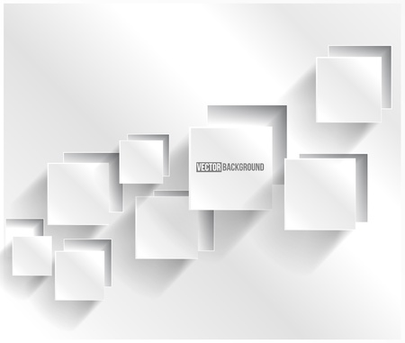 Vector abstract background square  Web Design