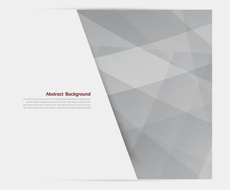 banner background. White paper. illustration and design