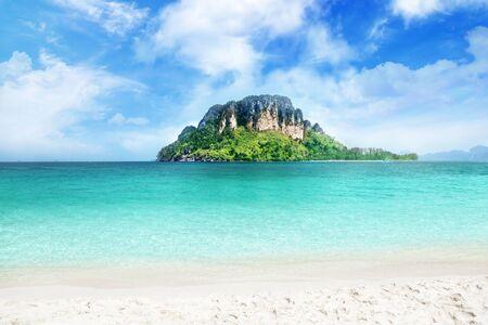 Photo pour Poda island, Thailand - image libre de droit