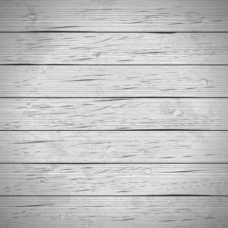 Illustration pour Rustic wood planks vintage background. Vector illustration. - image libre de droit