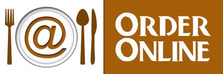 Order Online Food Banner