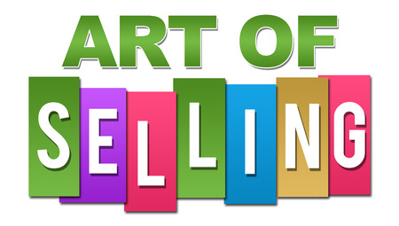 Art Of Selling Professional Colorful