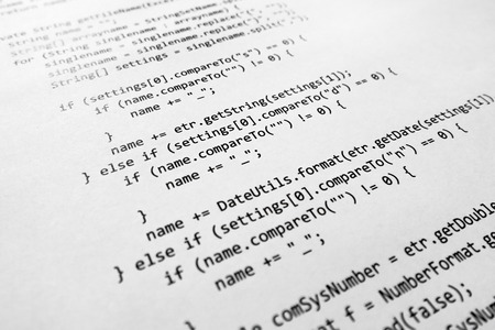 java source code