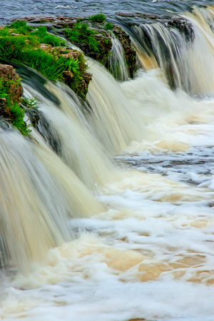 Venta waterfall. Kuldiga
