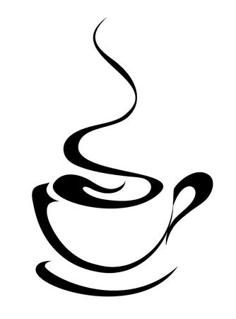 Illustration pour  coffee cup  - image libre de droit