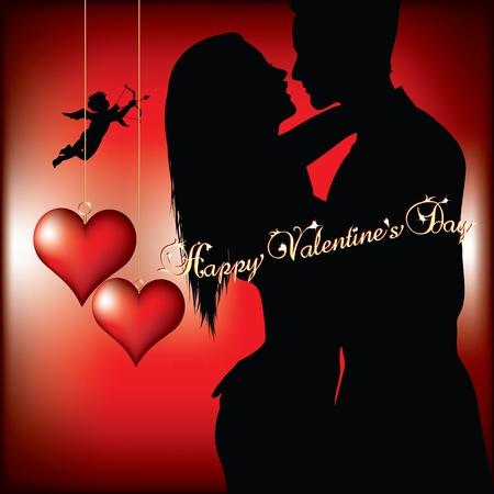 Foto de happy valentines day  - Imagen libre de derechos