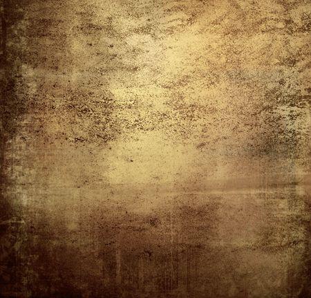 Photo pour Brown grungy wall - Great textures for your design  - image libre de droit