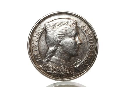 Silver coin 1929 year