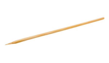 Close-up of a toothpick