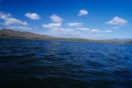 lake in Shanxi Province, China