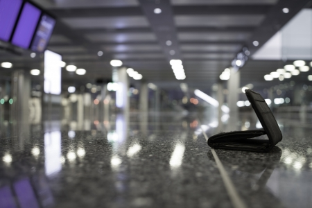 Unattended Luggage at the airport
