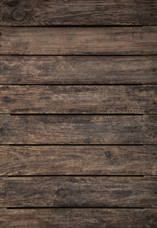 Ancient vintage wooden dark brown patterned background.