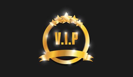 Ring Gold VIP Five Starsのイラスト素材|ストックフォト、写真素材のstock.foto(ストックドットフォト)