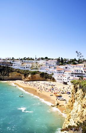 Village of Carvoeiro,Algarve, Portugal