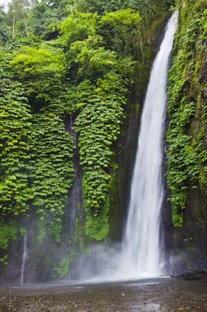 Munduk waterfall, Bali, Indo