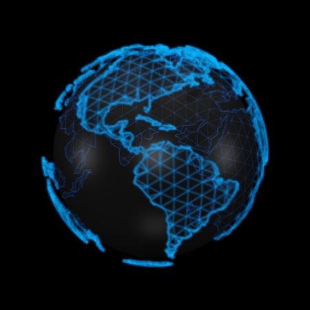 symbol of internet networks