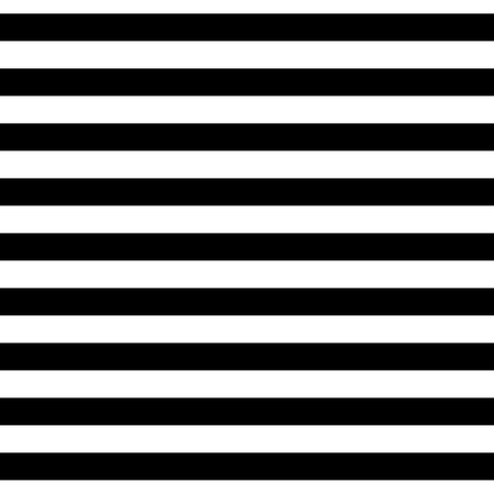 Illustration for Tile pattern with black and white stripes background - Royalty Free Image