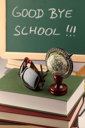 Good bye school
