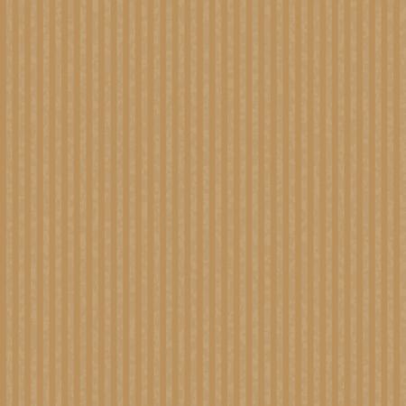 Ilustración de Kraft recycled corrugated paper texture vector. Seamless craft paper for packaging and handmade items. - Imagen libre de derechos
