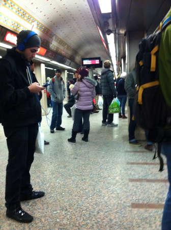 Chicago L station