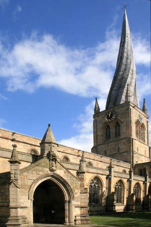 The Crooked Spire, Chesterfield