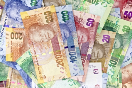 South African Nelson Mandela New Bank Notes