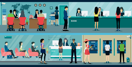 Public access to financial services to banks.