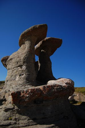 the old ladies, a geomorphic monument in the carpathias, bucegi mountains