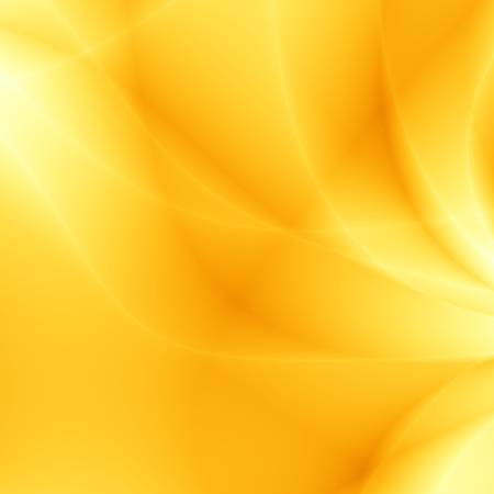 Summer yellow groovy abstract amber web page wallpaper background