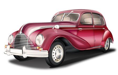 Photo pour Passenger car EMW, DDR classic car, optional - image libre de droit