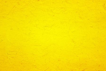 Foto de yellow paper texture for background - Imagen libre de derechos