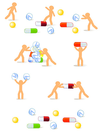 Abstraction on pharmacology