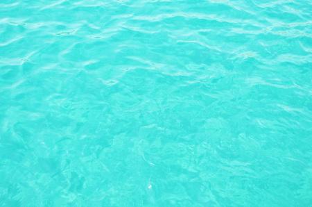 Photo pour Abstract blue sea water for background, nature background concept. - Image - image libre de droit