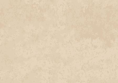Illustration pour Craft paper texture vector background. EPS 10 - image libre de droit