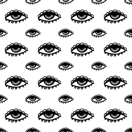 Eye Pattern Wallpaper