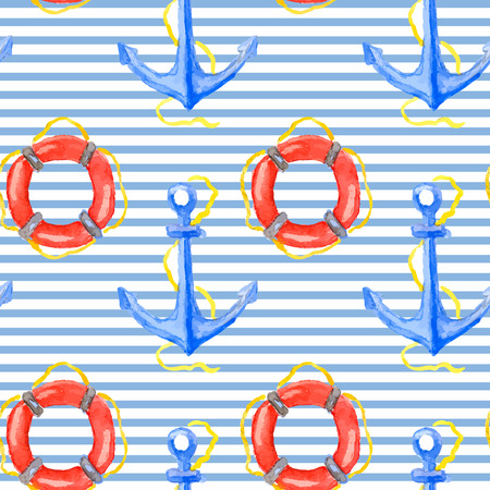 Buoy And Anchor Pattern