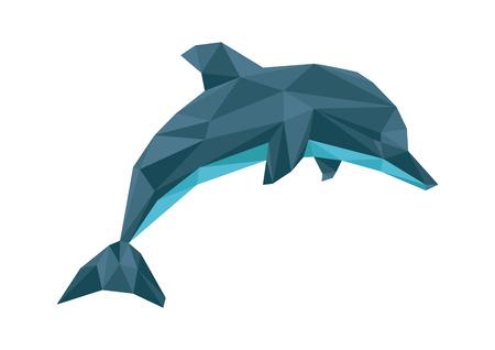 polygon dolphin