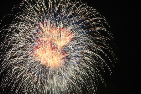 Fireworks At  Wonderland