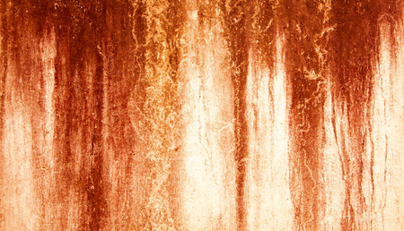 Photo pour Blood Texture Background. Texture of  Concrete wall with bloody red stains. Halloween Background. - image libre de droit