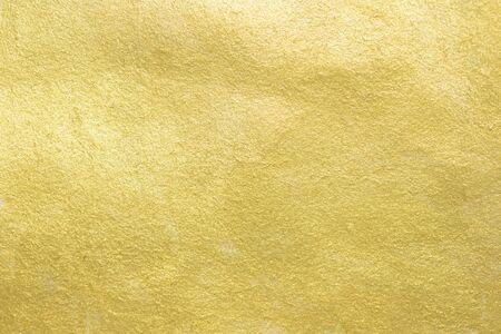 Photo pour Details of gold texture abstract background. - image libre de droit