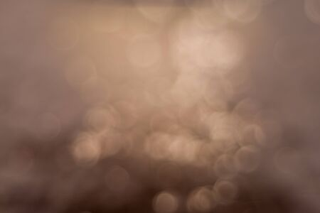 Photo for glitter vintage lights background. dark gold and brown. defocused - Royalty Free Image