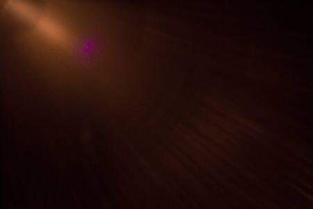 Photo pour Abstract Natural Sun flare on the black - image - image libre de droit