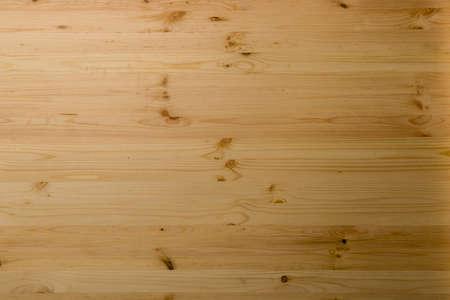 Photo pour Natural pine wood plank wall texture background - image - image libre de droit