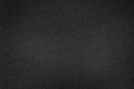 Photo for Black foam texture background. Blank rubber structure. - Royalty Free Image