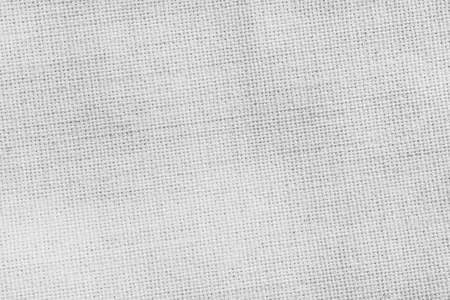 Photo pour Linen texture background. Surface of white textile fabric. - image libre de droit