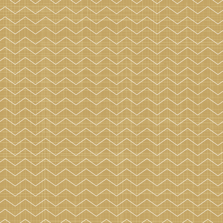 Illustration for Waves pattern on textile, abstract geometric background. Creative and luxury style illustration - Royalty Free Image