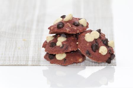close up, cookies