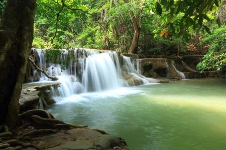 Paradise Waterfall  Huay Mae