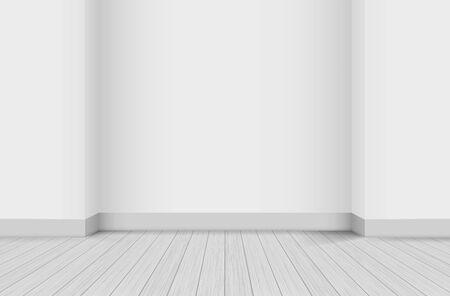 Illustration pour Modern bright interior - image libre de droit