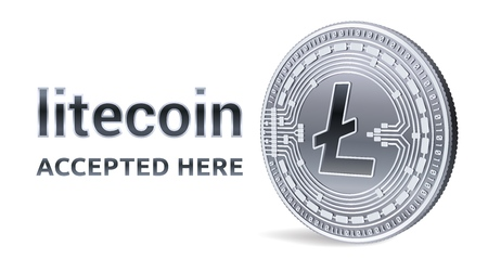 Image result for buy with litecoin + royalty free